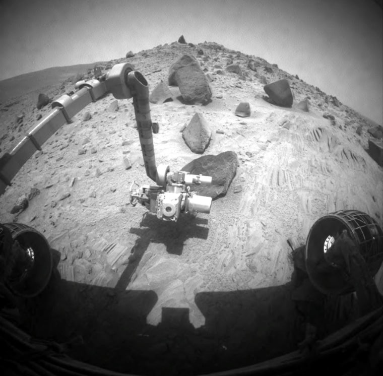 Image: Mars Exploration Rover Spirit