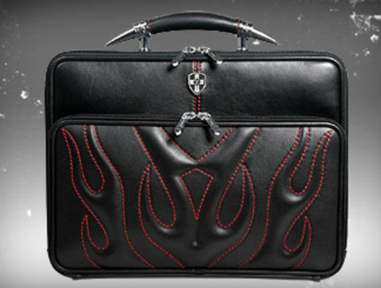 Image: Bullfight laptop case