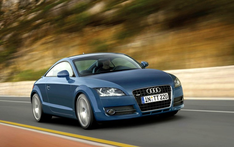 Significant models for 2008 include a redesigned Audi TT.