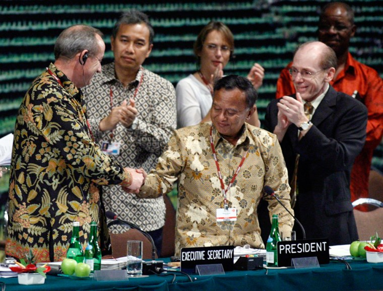 Image: Climate Change Conference.