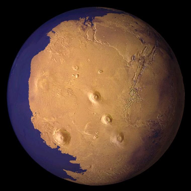 Image: Mars