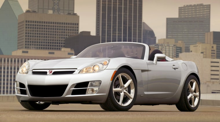 Image: GM Recall of the 2007 Saturn Sky and other vehicles