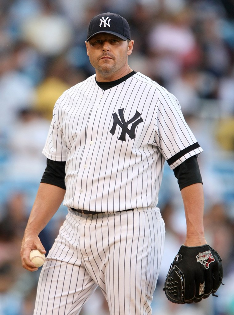 Image: Roger Clemens