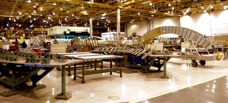 Image: NASA's Michoud Assembly Center