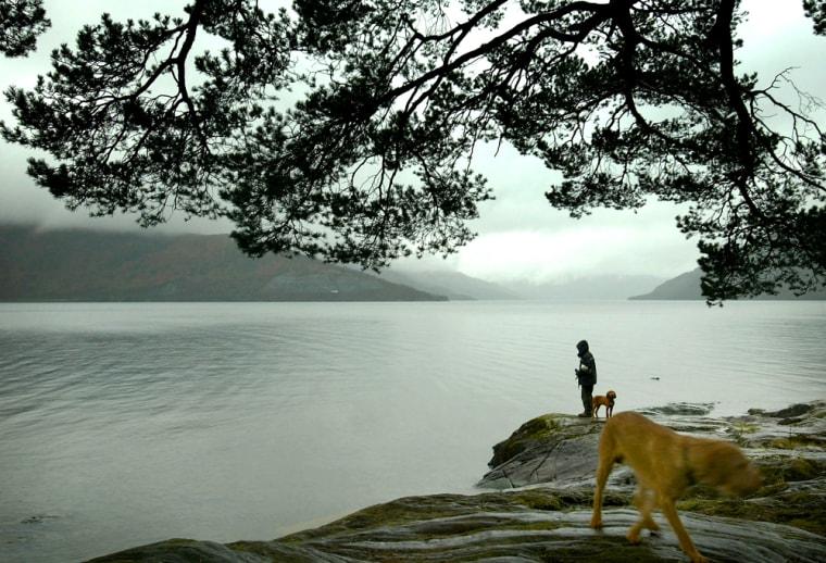 Image: Loch Lomond Nominated For Natural Wonder Crown