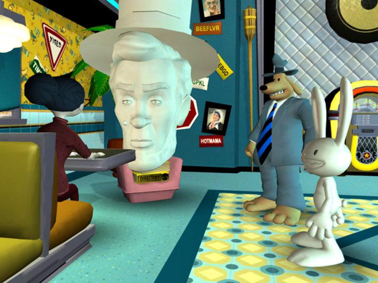 Image: video game Sam & Max