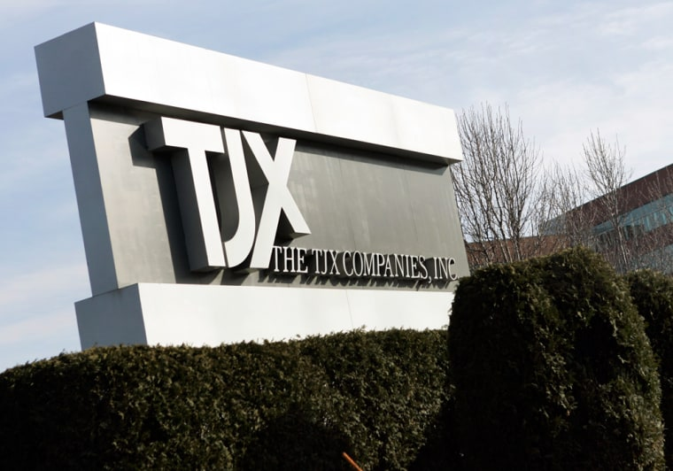 Image: TJX Security Breach