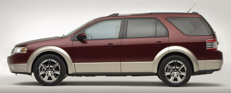 Image: 2008 Ford Taurus X