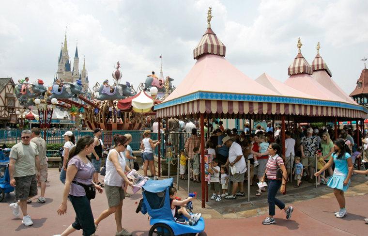 Image: Disney World