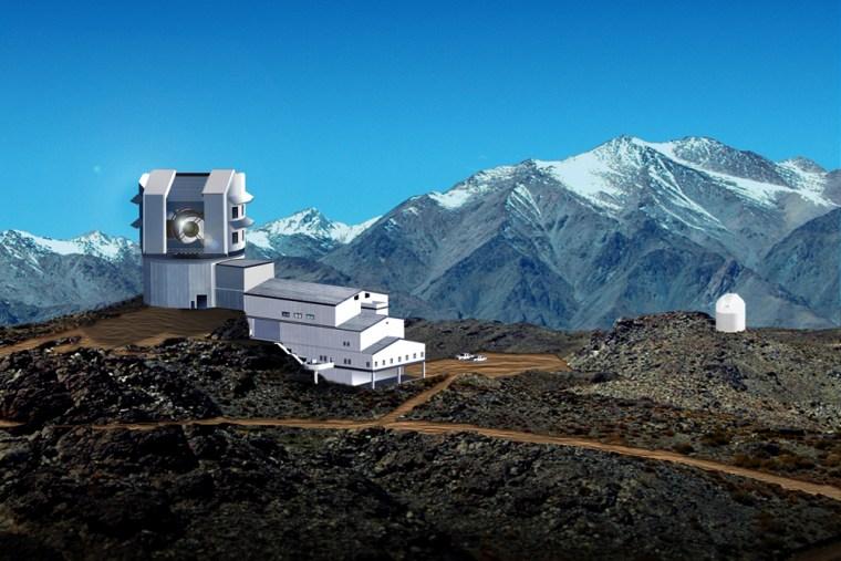 Image: Space-LSST