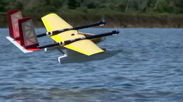 Image: Unmanned aircraft