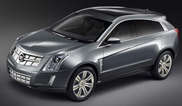 Image: Cadillac Provoq Concept