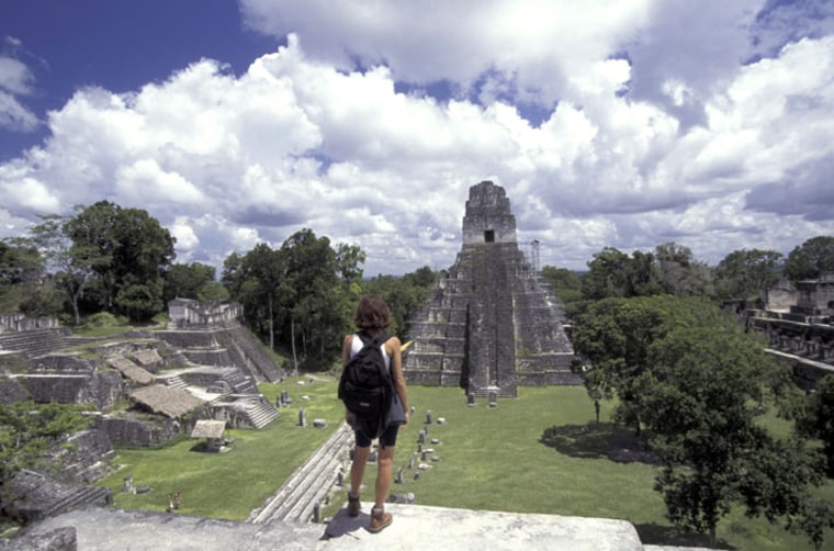 Guatemala has become hospitable to tourists in recent years. The low cost of food and competitive hotel rates helps budget-minded travelers save money compared to other popular tourist spots.