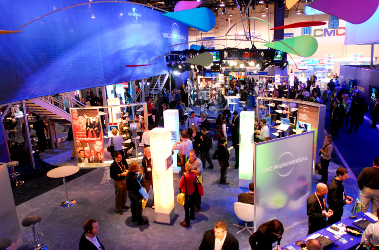 NBCU AT CES 2008
