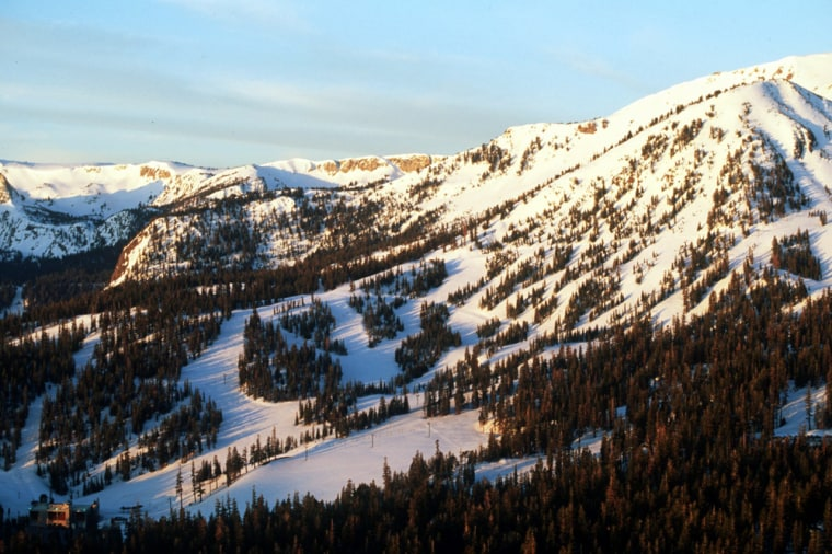Mammoth Mountain ski area opened its first luxury hotel, the Westin Monache Resort, at the base of the mountain in Mammoth Lakes, Calif.