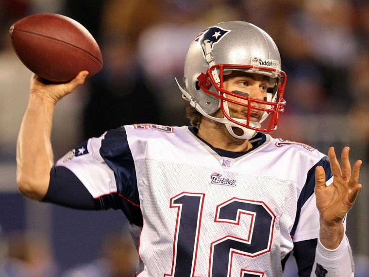 Image: New England Patriots' Tom Brady