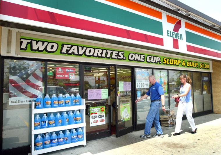 7-Eleven Reports Sales Increase