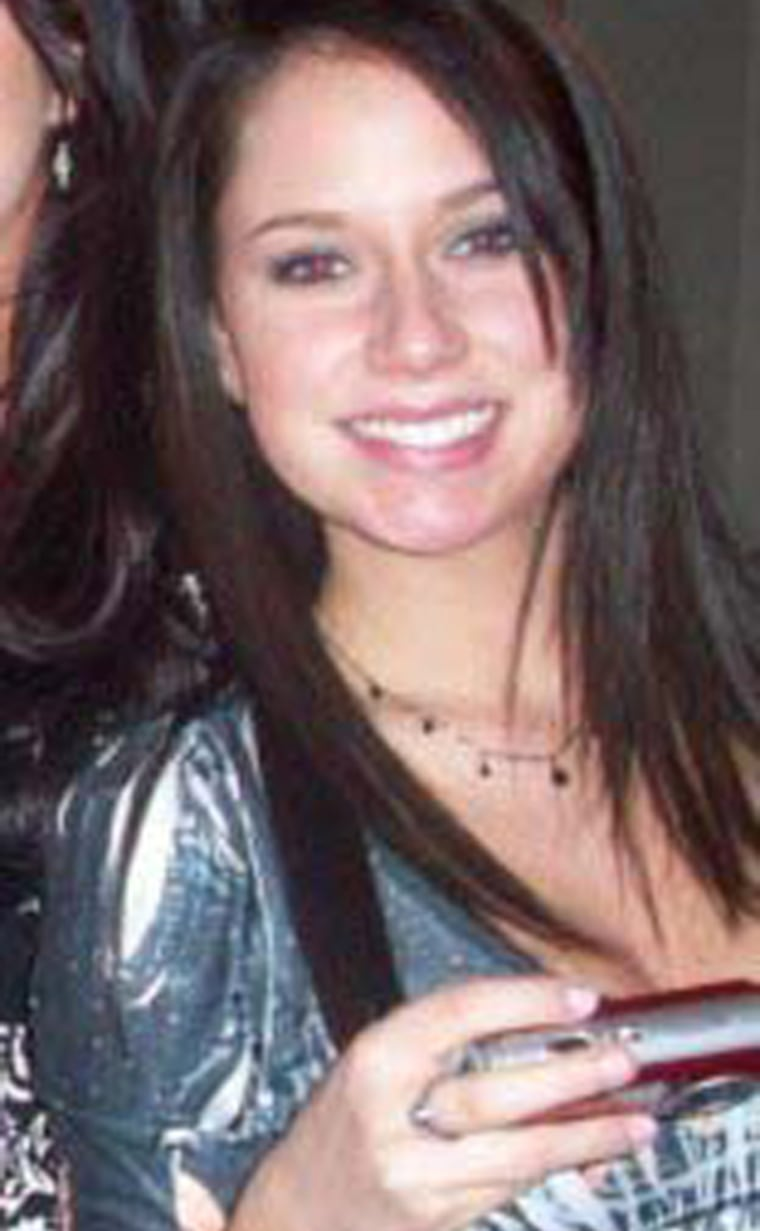 Image: Brianna Denison, missing since Sunday