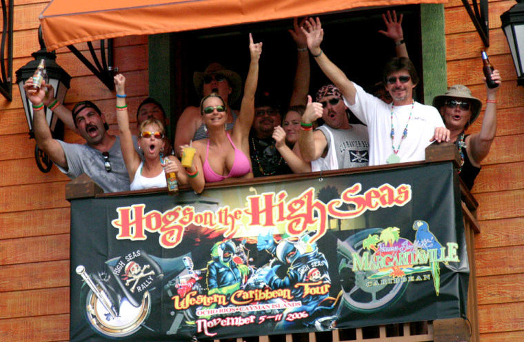 Image: Hogs On The High Seas