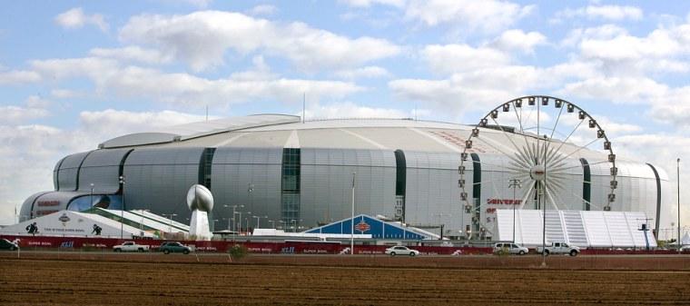 Image: University of Phoenix Stadium