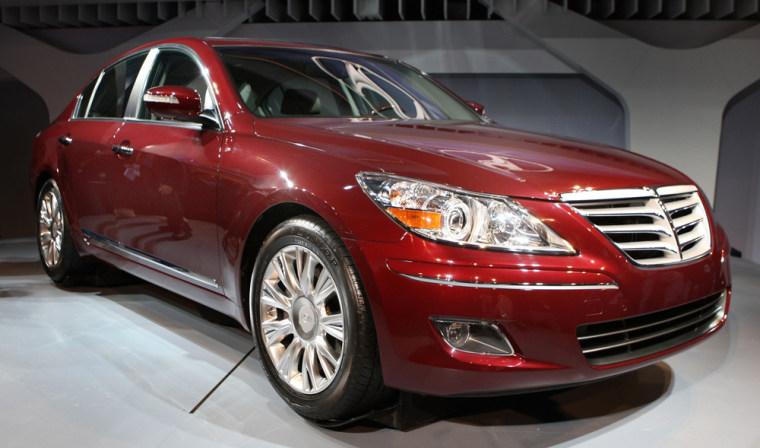 Image: Hyundai Genesis