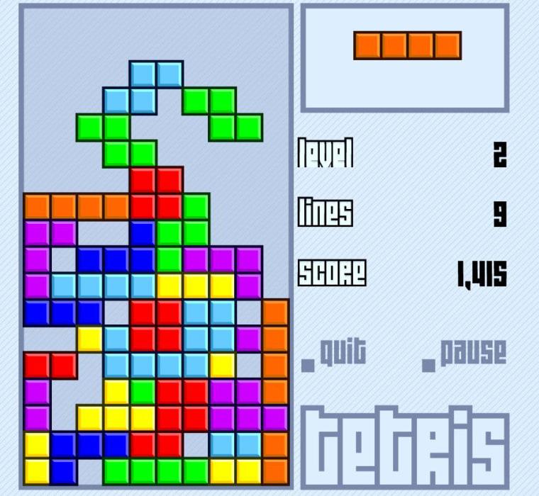 Image: Tetris