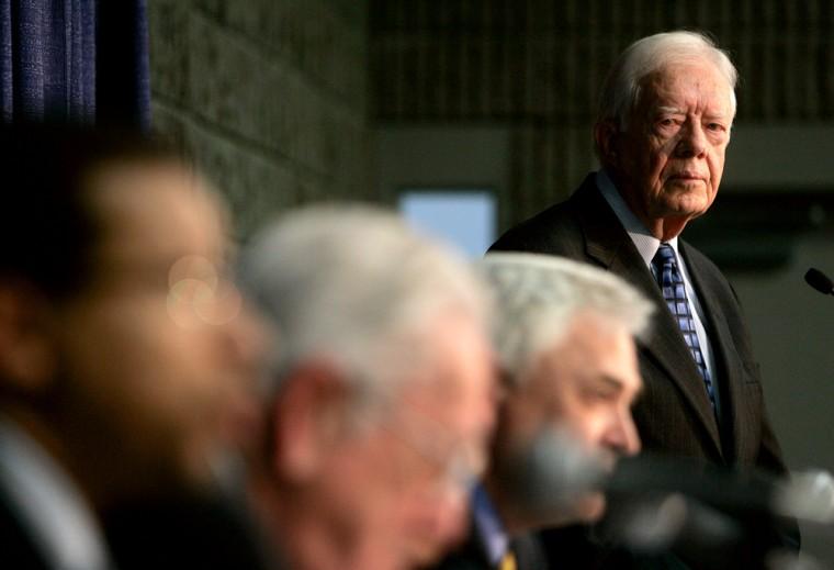 Image: Jimmy Carter
