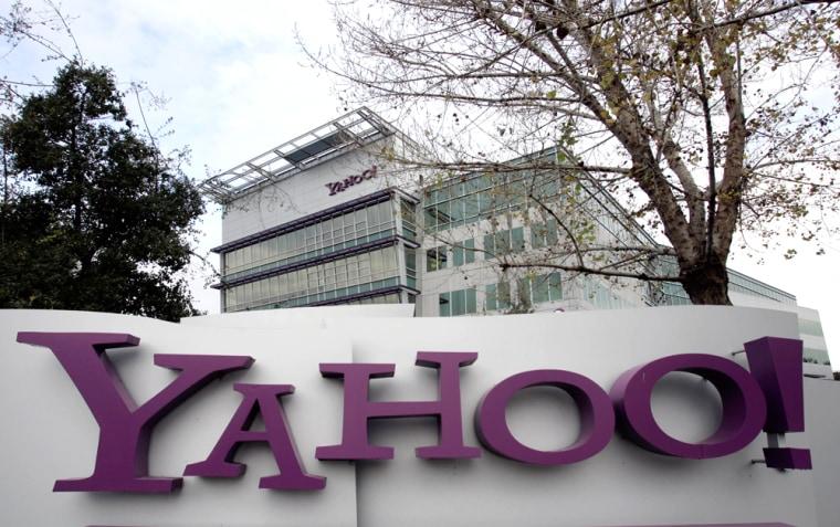 Image: Yahoo headquarters in Sunnyvale