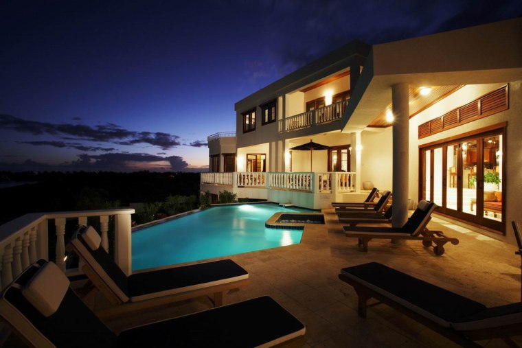 Billed as Anguilla's boutique villa hotel, thelovely Sheriva Sheriton Estates is the home away from home that everyone wishes they had. Its 'Lovers Rock' package includes some nice touches (sunset couples' massage, breakfast in bed) and some naughty ones (Sherotica Sensual 'adult goodie basket'). Four-night package starts at $6,450 double occupancy.