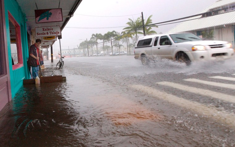 Image: Big Island flooding