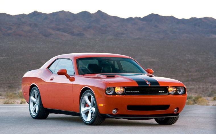 Image: 2008 Dodge Challenger SRT8