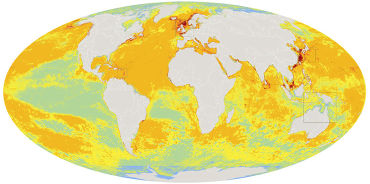 Image: Ocean atlas