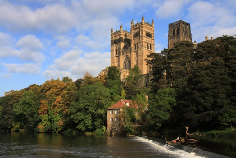 Image: Durham Cathedral, England