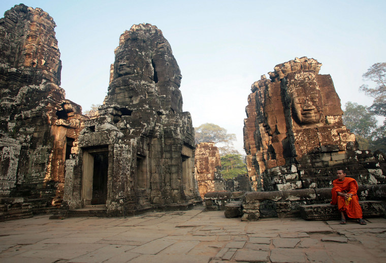 Image: Angor Wat in Cambodia
