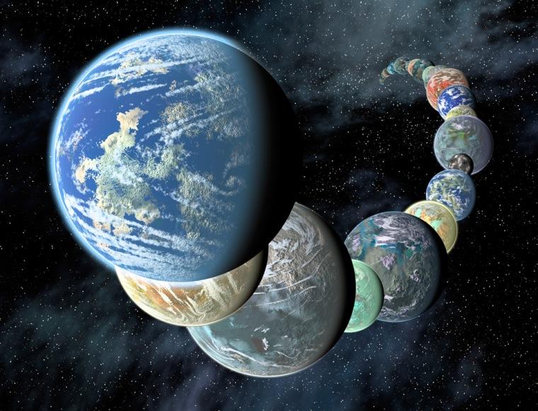 Image: Planets