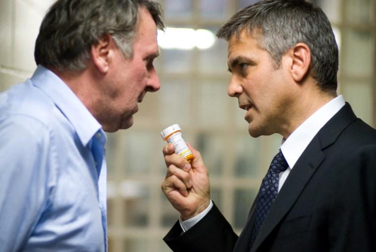 Image: Tom Wilkinson, George Clooney