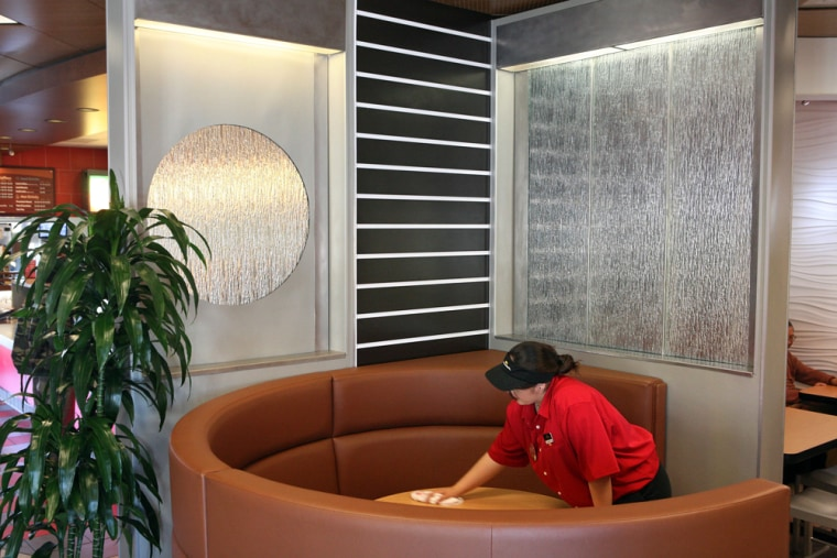 Image: McDonalds interior