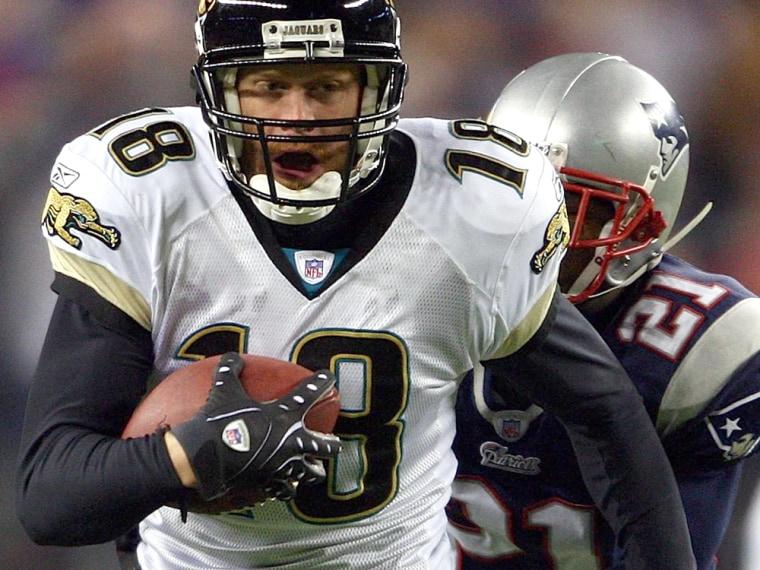 Image: Jacksonville Jaguars v New England Patriots