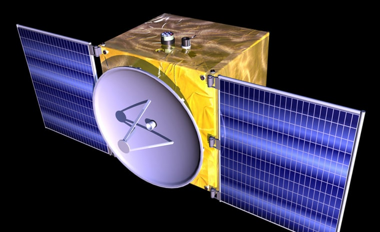 Image: Foresight spacecraft