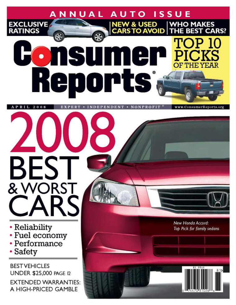 Consumer reports 2008 toyota highlander user manuals array is that cheap car pricier than you think rh today com fandeluxe Gallery
