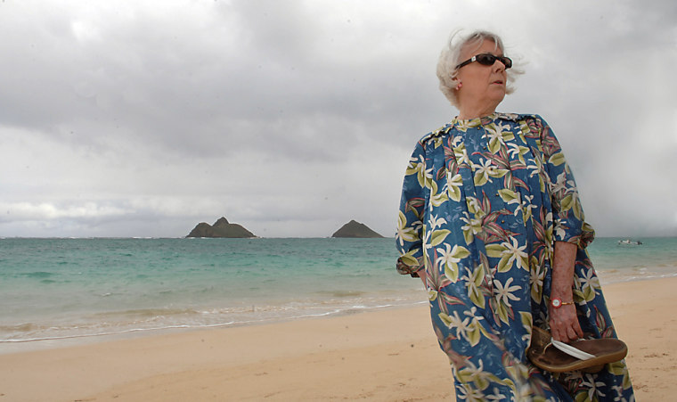 Image: Tourist in Hawaii