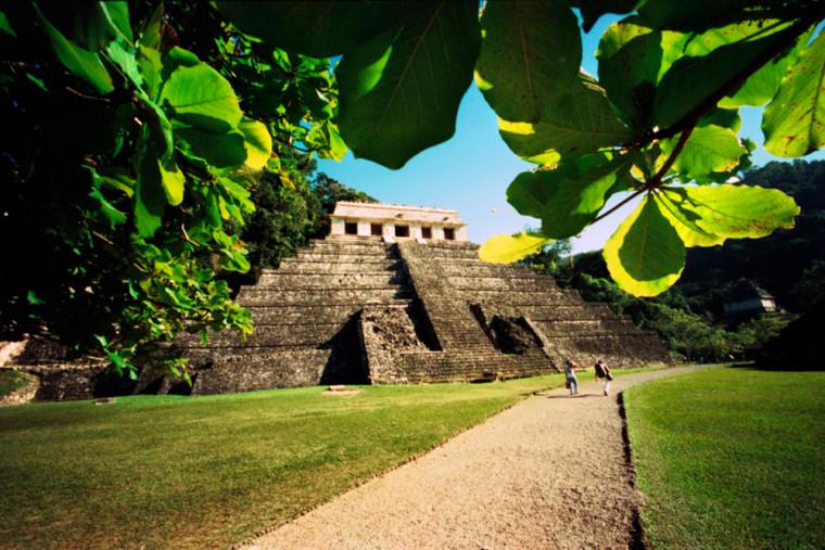 Image: Palenque, Mexico