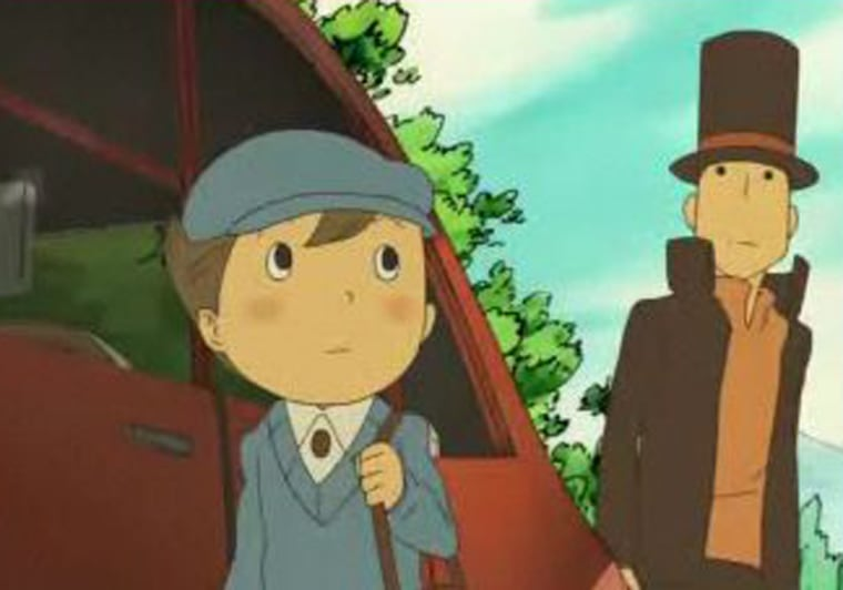 Image: Professor Layton and the Curious Village