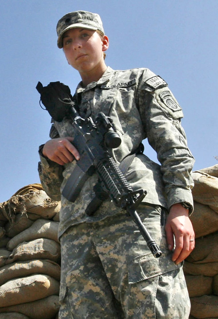 Image: Spc Monica Lin Brown