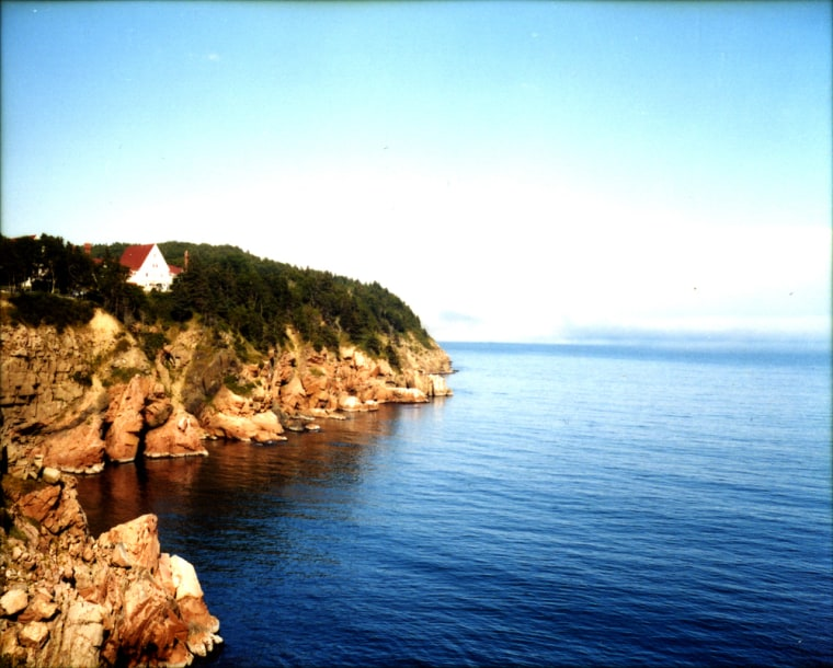 Image: The peaceable Keltic Lodge sits in the rugged terrain of Nova Scotia's Cape Breton Highlands National Park