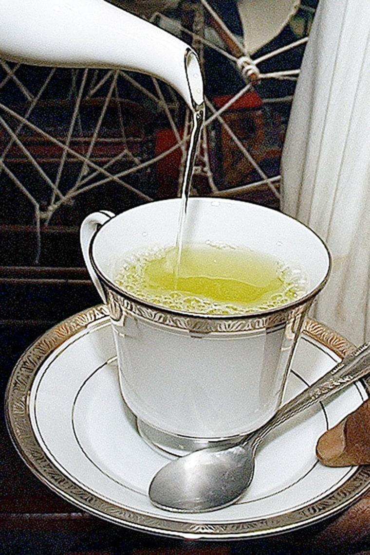 Image: Green tea