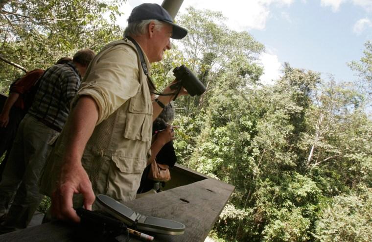 Image: Rainforest Discovery Center in Gamboa, Panama