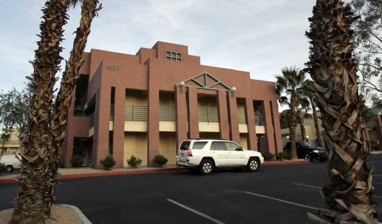 Image: Extended Stay America hotel in Las Vegas