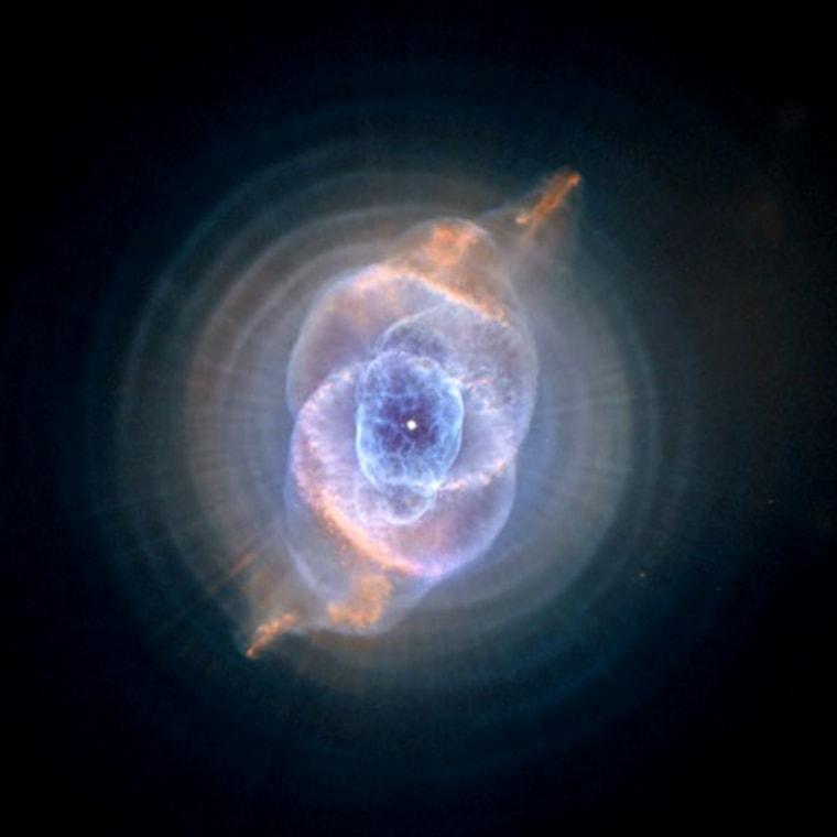 Image: Cat's Eye Nebula