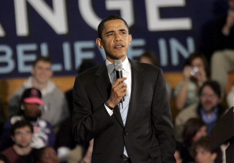 Obama, Kevin Jackson